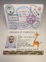 Pin De Faby Trani En Baby Shower Safari Cumpleanos Invitaciones