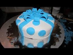 make fondant cake