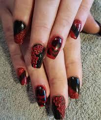 the most elegant acrylic nail designs
