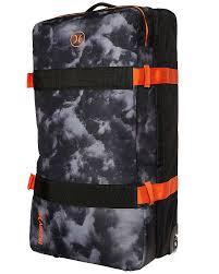 hurley roller cargo travel bag 90l