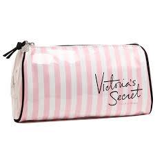 pink makeup bag victoria s secret ahoy