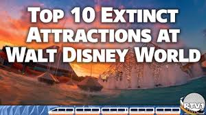 Attractions at Walt Disney World ...
