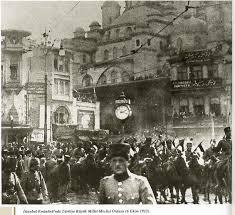 6 Ekim 1923 -- İstanbul, Eminönü. Türkiye Büyük Millet Meclisi Ordusu |  Istanbul, Fotoğraf, Resimler