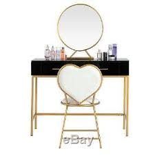 vanity set makeup dressing table with 2