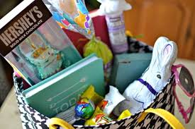 easter basket ideas for tweens and s