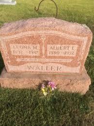 Leona Myrtle Richardson Waller (1892-1982) - Find A Grave Memorial