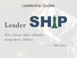 leadership quotes template ppt powerpoint presentation diagrams