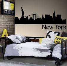 Decor Decals Stickers Vinyl Art Statue Of Liberty Ny Large Mural Vinyl Wall Decal Sticker Decoration Us Seller Home Garden Vibranthns Lk