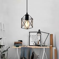 rustic industrial pendant lights