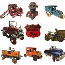 bill phillips antique toy auction the