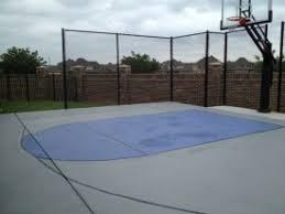 Photos Of Basketball Court Ball Containment Fencing