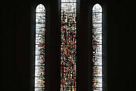 contemporary stained glass in germany