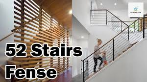 52 Stairs Fence Design Renovation Ideas Youtube