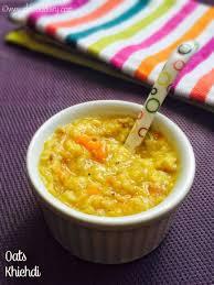 oats khichdi recipe for es