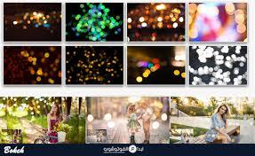 تحميل خلفيات تأثير Bokeh على الصور