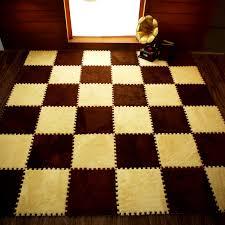 Baby Crawling Mat Stitching Floor Mat Carpet Suede Mat Full Of Puzzle Game Mat Fence Children S Foam Mat Blanket Zoppah Com Zoppah Online