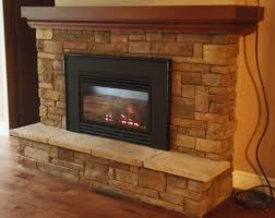 wood mantel surrounds for brick