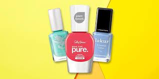 16 best natural nail polishes