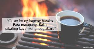 hugot lines from food