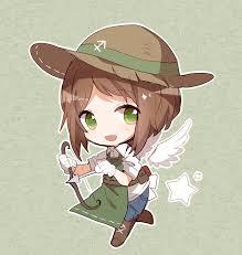 Identity V -Emma Woods (Gardener) 第五人格 by 枫叶-maple  http://maple040.lofter.com | Anime, Dễ thương, Nghệ thuật