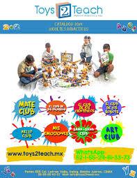 Catalogo De Material Didactico By Toys 2 Teach Issuu