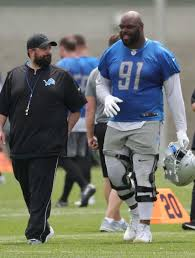 Detroit Lions DT A'Shawn Robinson's contract: Not worried