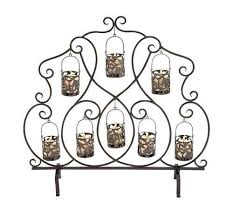 votive fireplace screen is a great way
