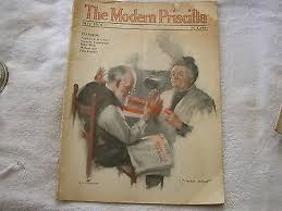 The Modern Priscilla May 1916 | eBay