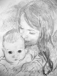"Картинки по запросу ""ребенок рисунок карандашом"""