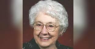 Hilda Lilly Martha Burroughs Obituary - Visitation & Funeral Information