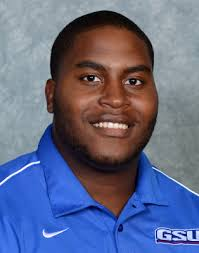 Ronald Martin - The Official Athletic Site of the Georgia State University  Panthers