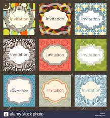 Tarjeta De Invitacion A Una Plantilla De Diseno Diseno Editable