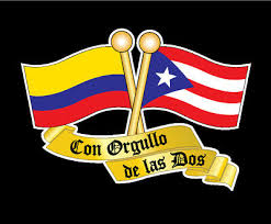 Puerto Rico Colombia Flag Car Decal Sticker 273co 5 00 Picclick