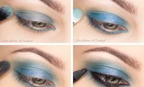 blonde hair blue eyes makeup tutorial