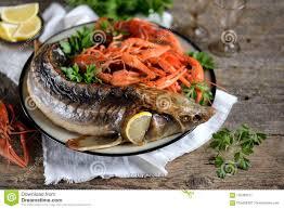 Whole Sturgeon With Boiled Crawfish ...