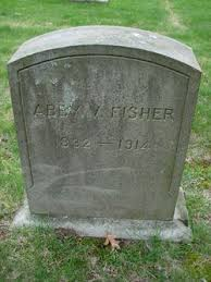"""Abigail Valentine """"Abby"""" Fisher (1832-1914) - Find A Grave Memorial"""