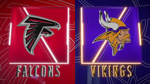Atlanta Falcons vs Minnesota Vikings ...