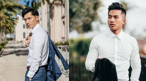 This Asian American Brand Created A Shirt That Actually Fits Slim Men -  EarthInfoNow