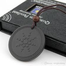 quantum pendants necklace scalar energy