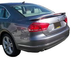 Volkswagen Passat Painted Rear Spoiler Wing Fits 2013 Models
