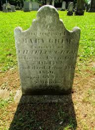 Mary Posht Bosht Grim (1782-1850) - Find A Grave Memorial