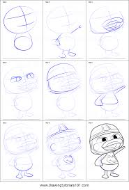 How to Draw Scoot from Animal Crossing ...