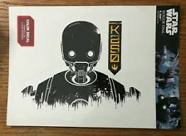 Star Wars Rogue One K 2so Color Icon Car Vehicle Window Decal Sticker Ebay