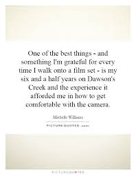 one of the best things and something i m grateful for every