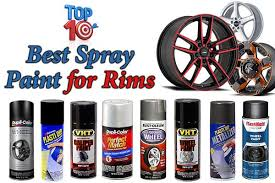 top 10 best spray paint for rims 2020