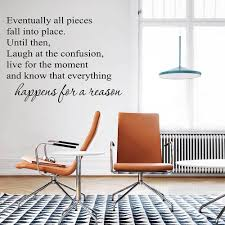 Eventually All Pieces Fall Into Place Inspirational Quotes Wall Decal Motivational Wall Sticker Living Office Art Decor J430 Star Wall Decals Star Wall Stickers From Hilery 23 52 Dhgate Com