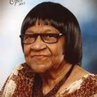 Obituary | Opal Mae Cannady | Harvey-Douglas Funeral Home & Crematory