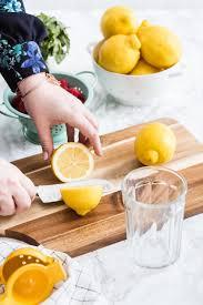 three homemade lemonade recipes the