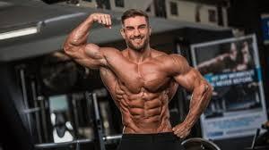 fitness model workout plan male