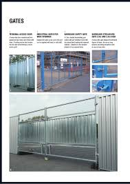 Sbghs Temporary Fencing Catalogue 2019
